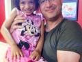 Riya and me