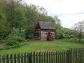 Cool log cabin