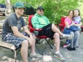 My neighbors at Otter Creek Campground