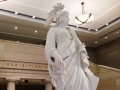 Plaster Cast of the Statue of Freedom