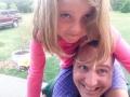 Eleni and me selfi