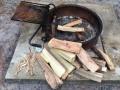 $12 worth of firewood