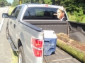 Emmy's truck