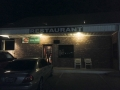 The restaurant as I was leaving