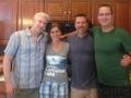 Joe, Lynn, Paul and Me
