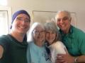 Aunt Helen, Ginger and Len