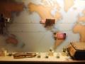 The Spanish treasure routes