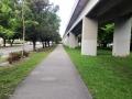 M-Path bicycle path