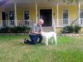 My host in Gautier, MS