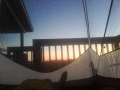 Waking up at Dauphin Island