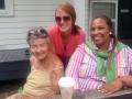 Lane, Jessica and Caroline