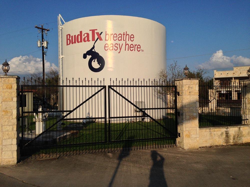 The Buda town motto